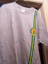 Vintage 80's Hero Legend of Zelda Nintendo T Shirt Men's L Large Tri-Force NIP