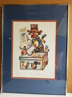 Jovan Obican HAND SIGNED & Personalized Printers Proof only 275 ed. from 1985