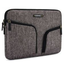 Laptop Sleeve Bags Shock Splash Proof Protective Back Handle For Computer Cases