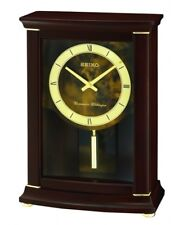 Nuevo Seiko Campanadas Reloj de Sobremesa QXQ033B