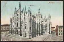 AX0673 Milano - Il Duomo - Cartolina postale - Postcard