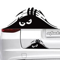FUNNY PEEKING MONSTER CUTE EYES FOR CAR BUMPER WINDOW VINYL DECAL STICKER New