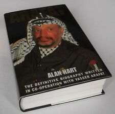Alan Hart: Arafat. Biography. Hardcover, 1994.
