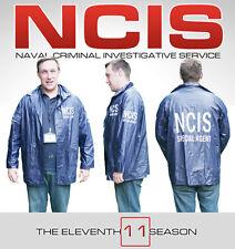 NCIS Special Agent Jacket + ID Lanyard - NEW, Stylish Fancy Dress!