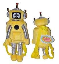 Yo Gabba Gabba Plex Plush Backpack Doll Bag