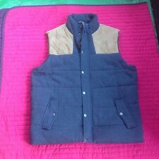 """New Look Padded Body Warmer L 46"""" Chest"""