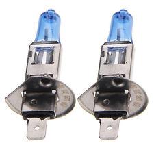 2PCs White H1 HID Xenon Bulb Headlight Halogen Light Bulb 6000K 12V 55W