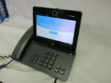 Cisco VOIP Phone Desktop Phone Touchscreen Video Conference System dx650