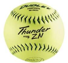 "Dudley 11"" Composite Nsa .52/275 Softball - Dozen 4E-063Y-Dz"