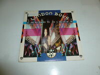 "LONDON BOYS - London Nights - 1989 UK WEA 7"" Vinyl Single With SLEEVE"