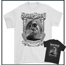 Snoop Dogg T-Shirt Death Row Records Rap Hip Hop Unisex Tee Top Music