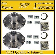Toyota 4Runner 03-13 Tacoma 05-13 Front Wheel Hub&Bearing &Seal Kit 4WD 4x4 PAIR