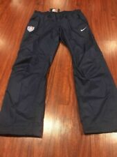 Nike Women's United States Soccer Storm Fit Jersey Pants US USA Large L