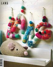 Lang Yarns Baby Wool Anleitungen Stricken Baby
