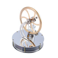 Low Temperature Stirling Engine Motor Steam Heat Education Model Toy 180-200RPM