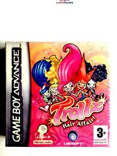 Trollz Hair Attack Pal / Eur GBA Gameboy Advance New New Retro Sealed Sealed