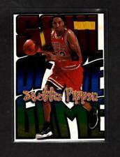 SCOTTIE PIPPEN 1998-99 SKYBOX SOUL OF THE GAME INSERT CHICAGO BULLS