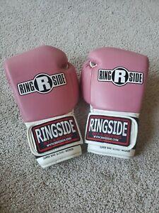 Ringside Pink Super Bag Gloves Medium