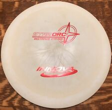 Rare Pfn Patent #s Star Orc 175.8 g Innova Disc Golf Oop New