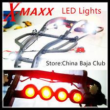 TRAXXAS X-MAXX lamp headlamp & taillight Set & Head light bracket switch