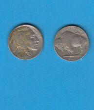 Etats-Unis USA Nickel Five-cents Indian Head or Buffalo 1937  Philadelphia Lot B