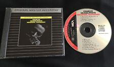 CHARLES CHARLIE MUSSELWHITE MEMPHIS TENNESSEE CD MFSL ORIGINAL MASTER RECORDING