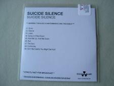 SUICIDE SILENCE Suicide Silence sealed promo CD album