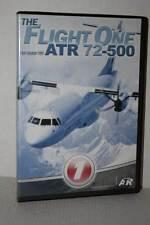 THE FLIGHT ONE ATR 72-500 ESPANSIONE USATA OTTIMO PC CD ROM VER UK FR1 52173