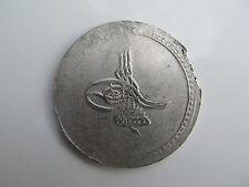Silber Zolota Mustafa 1171 Türkei Osmanisches Reich Osmanli Ottoman Coin Münze