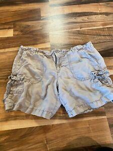 American Eagle Shorts 10 beige