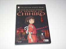 """DVD """" LE VOYAGE DE CHIHIRO """" COMME NEUF !"""