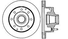 Pair Set of 2 Front C-Tek Brake Disc Rotors For Ford E-350 Econoline Club Wagon