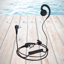 PTT Swivel Headset Earpiece for Motorola CP100 CP200D CLS1110 CLS1410 GP300 P040