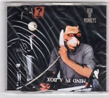 (GS868) Box Of Monkeys, Mind In A Box - 1998 sealed CD