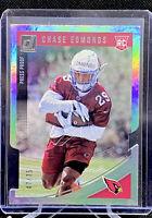 Chase Edmonds 2018 Donruss Holo Die Cut Press Proof /75 Rookie RC Arizona