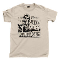 IM ALL OUT OF BUBBLEGUM T Shirt Roddy Piper They Live John Carpenter Blu Ray DVD