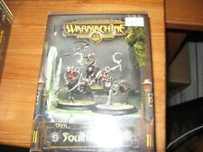 Warmachine Hordes Cryx Soul Hunters  box