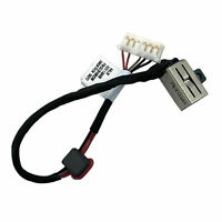 For Dell Inspiron P51F Laptop AC DC IN Power Jack Charging Port Cable Socket