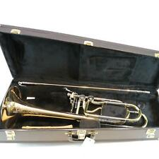 C.G. Conn Model 62HI 'Symphony' Professional Bass Trombone SN 573504 OPEN BOX