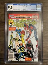 Amazing Spiderman Annual 26 CGC 9.6 WHITE PAGES