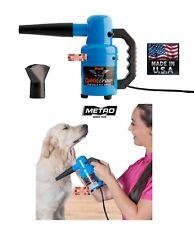 Metro Air Force Mini HANDS-FREE or HANDHELD Pet HAIR DRYER DOG GROOMING*Portable