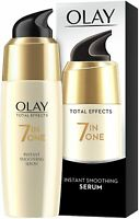 Olay Total Effects 7-in-1 Anti-Ageing Instant Smoothing Serum with Niacinamide,