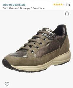 Geox Women's D Happy C Sneakers