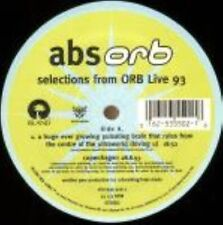 """Orb Abs Selections from Orb Live 93- US DJ  12"""""""