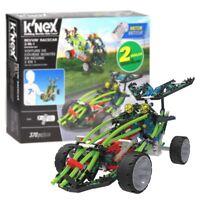 New K'nex Imagine Revvin' Racecar Vehicle 2-In-1 Building Set w/ Motor Official