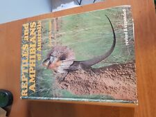 Reptiles and Amphibians of Australia (H.G. Cogger) Revised Edition 1983