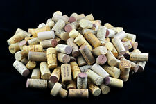 173 Natural Real Used Wine Corks Synthetic a few Champagne Corks Crafts
