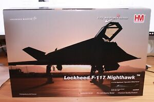 HOBBY MASTER HA5806 1/72 Lockheed F-117A Nighthawk Op Allied Force Kosovo 1999