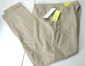 All In Motion Men's Golf Pants Size 36 x 30 Khaki