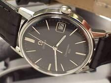 Mechanische - (Handaufzugs) Armbanduhren mit 12-Stunden-Zifferblatt OMEGA
